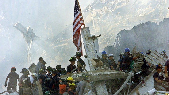 My Reflections on 9/11 Memorial