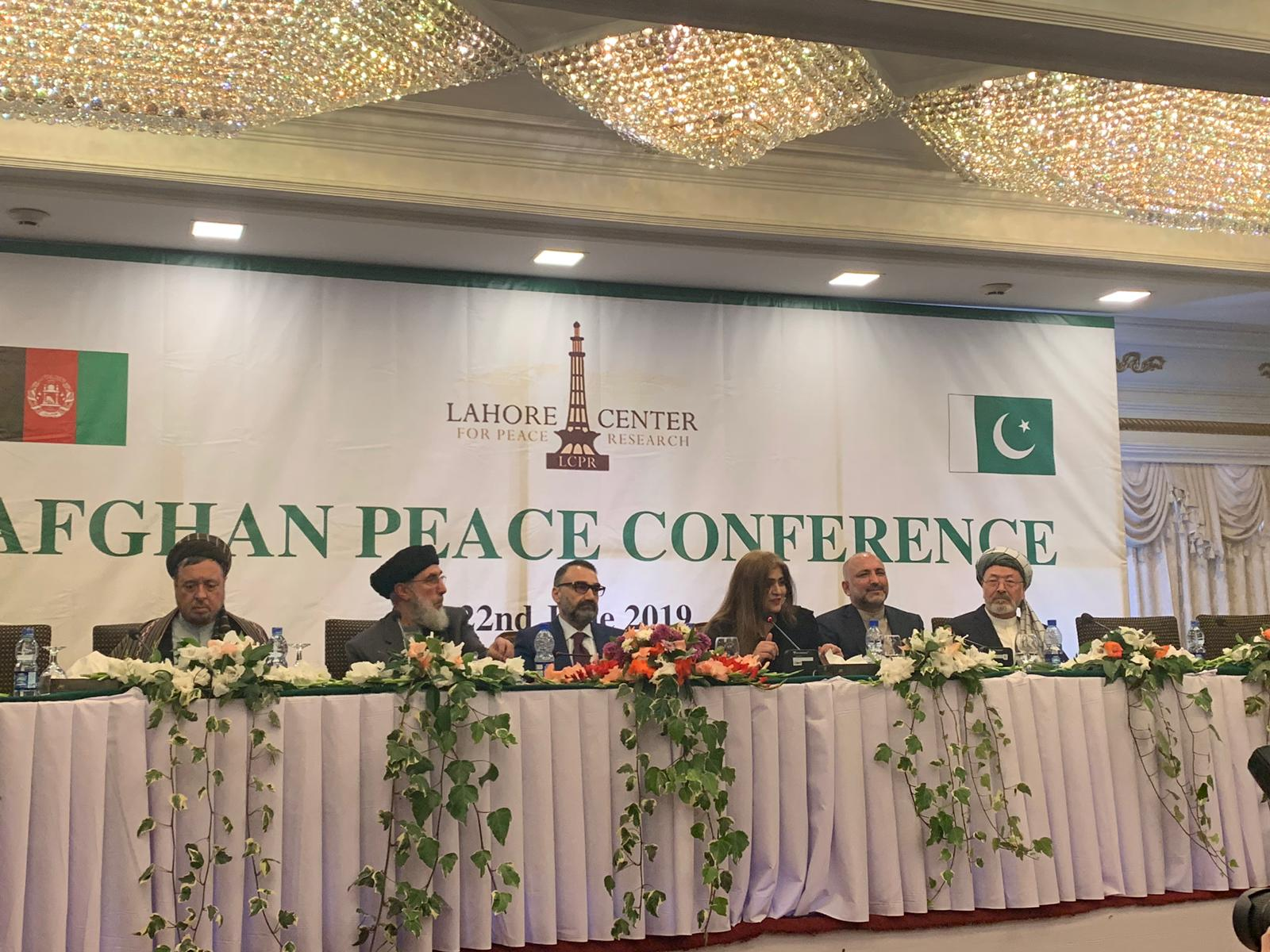 Peace in Afghanistan requires Pakistan